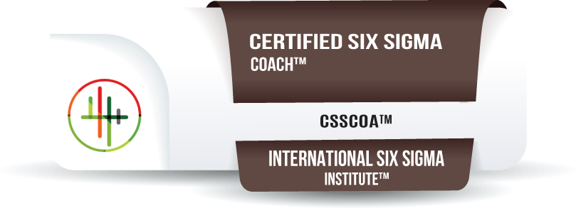 Certified Six Sigma Coach™ Certification (CSSCOA™)