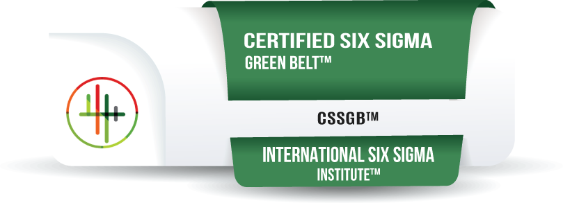 Certified Six Sigma Green Belt™ Certification (CSSGB™)