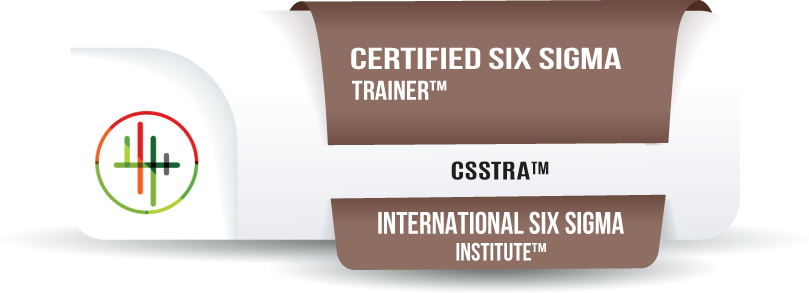 Certified Six Sigma Trainer™ Certification (CSSTRA™)